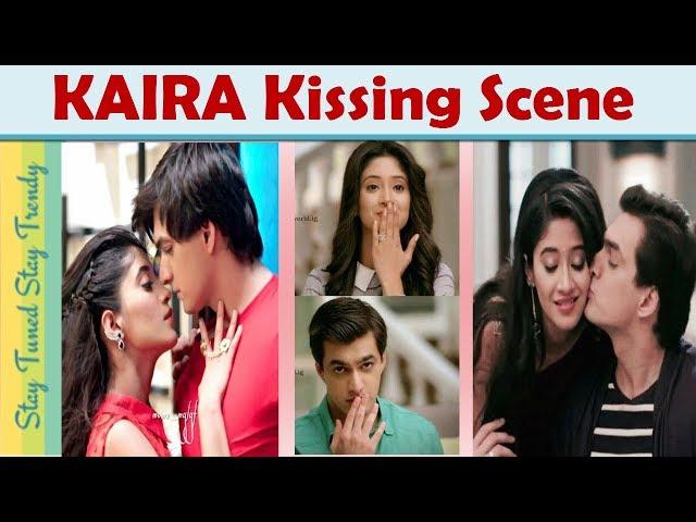 Latest (KAIRA) Hot Kissing Scenes Romance in #Yrkkh  #naira #kartik #shivangi #mohsin  Photo/Moments