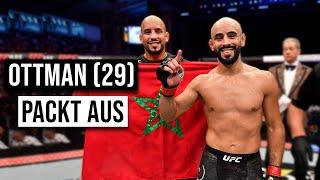 (Teil 2) Wie ist das UFC FIGHTER ZU SEIN? mit Ottman Azaitar