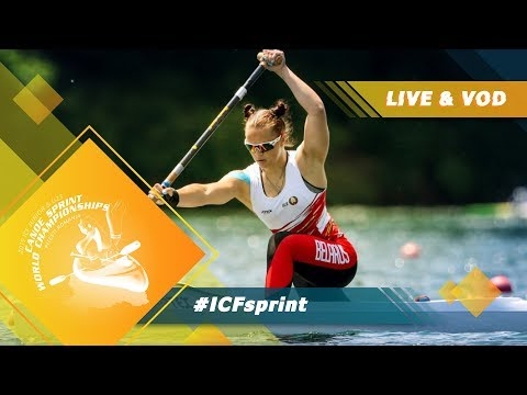 2019 ICF Canoe Sprint Junior & U23 World Championships Pitesti Romania / Day 2: Finals