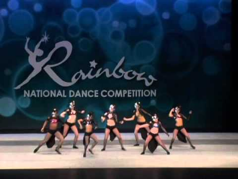 RAINBOW - FDC WINNER (Grand Rapids, MI)