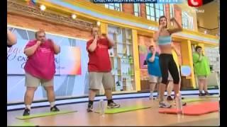 Дневники Похудения с Анитой Луценко 1 занятие