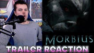 Morbius Teaser Trailer Reaction and Breakdown