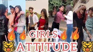 |🔥🔥 GIRLS ATTITUDE TIKTOK VIDEO 😎 | BEST ATTITUDE VIDEOS 🔥 | NEW TRENDING TIKTOK VIDEO 😎 |