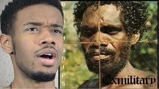 Death Grips - EXMILITARY First REACTION/REVIEW