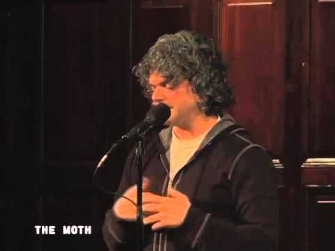 The Moth Presents Shalom Auslander: Death Camp Blues - YouTube
