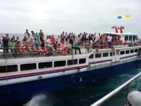 FERRY TO PHI PHI ISLAND | SHIFTING PASSENGERS OR CARGO? |