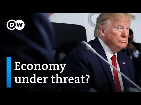 Will the US-China trade war dampen the world economy?