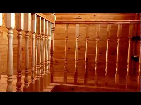 """Дом """"под ключ"""" из клееного бруса"""