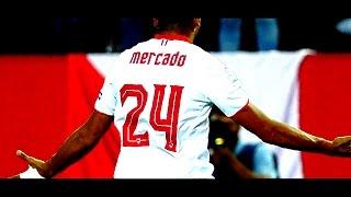 Gabriel Mercado | Sevilla 2016/17 | Skills & Goals