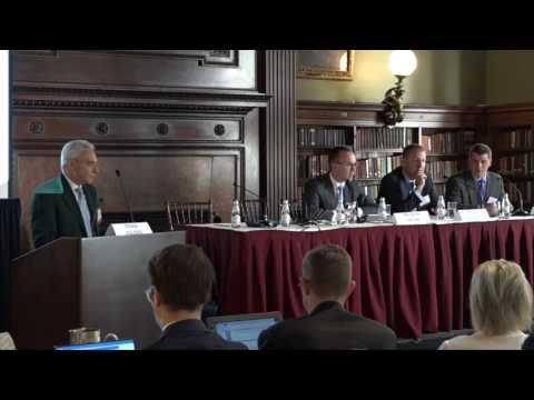 2016 New York Maritime Forum - Analyst Panel