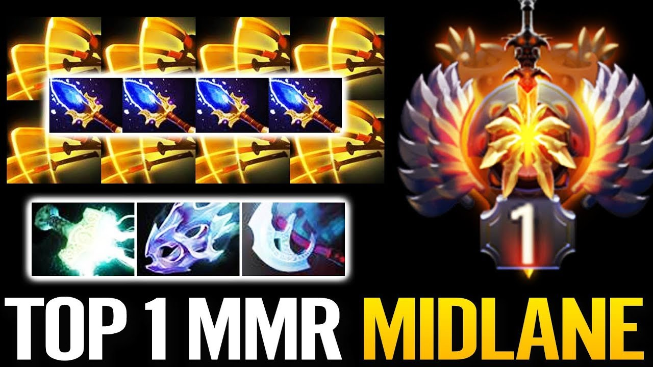 TOP 1 MMR Juggernaut Solo Mid Ultimate Build Hard carry Dota 2 by SCCC thumbnail