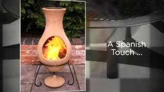 Luxury Patio Heaters From The Garden Furniture Centre ...