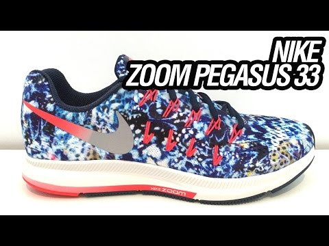 cheap for discount a2a66 92186 Nike Air Zoom Pegasus 33 Jungle Pack (Unboxing) - YouTube