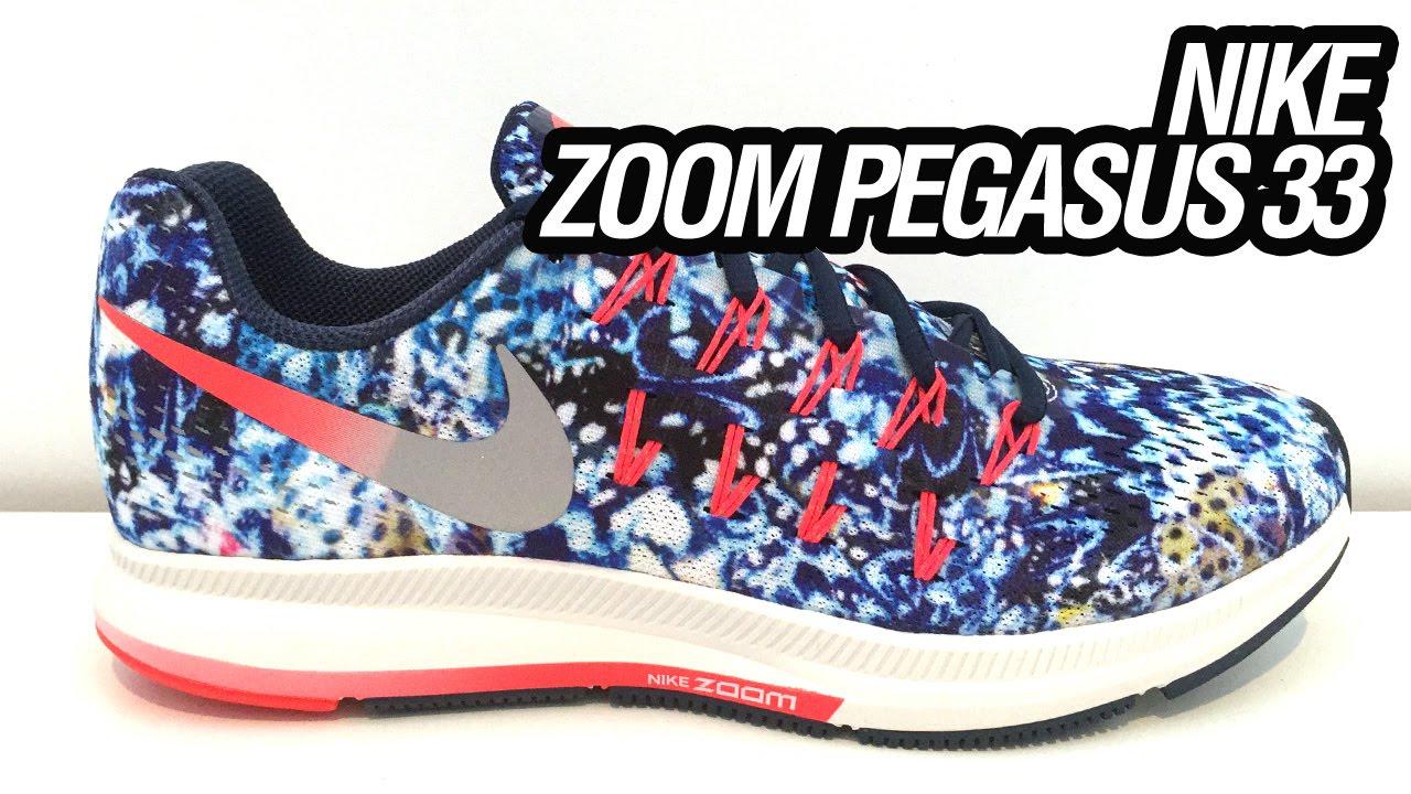 1649b8653dc53 Nike Air Zoom Pegasus 33 Jungle Pack (Unboxing) ...