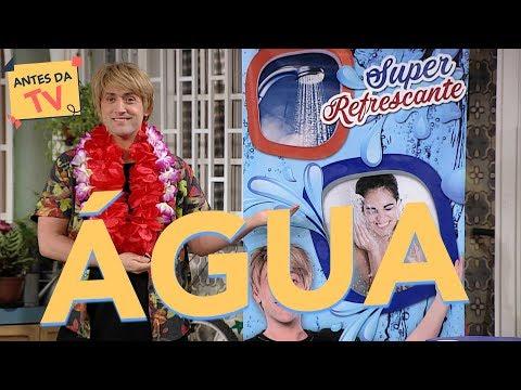 Água - Paulo Gustavo + Katiuscia Canoro - A Vila - Humor Multishow