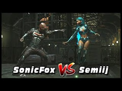 Thumbnail: Injustice 2: Pro Series Finals - W. Final - SonicFox (Hood, Cold) Vs Semiij (Catwoman, Starfire)