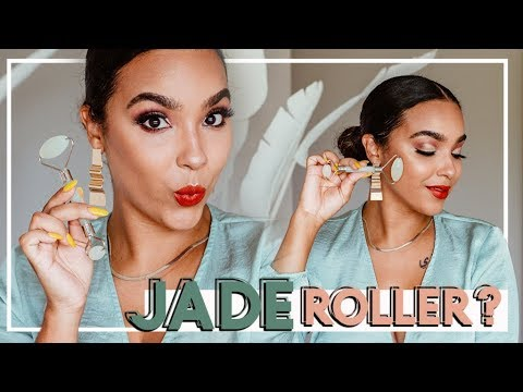 What Is A Jade Roller? Is It Worth The Buy? thumbnail