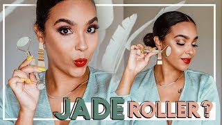 What Is A Jade Roller? Is It Worth The Buy?