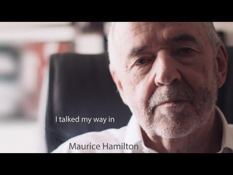 Maurice Hamilton - I talked my way in