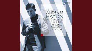 Piano Concerto in G Major, Hob XVIII:3: Adagio