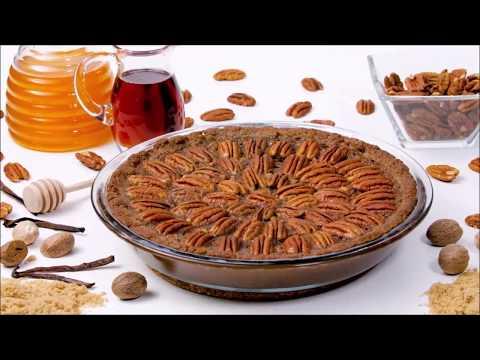 Vegan Pecan Pie - NO Corn Syrup!
