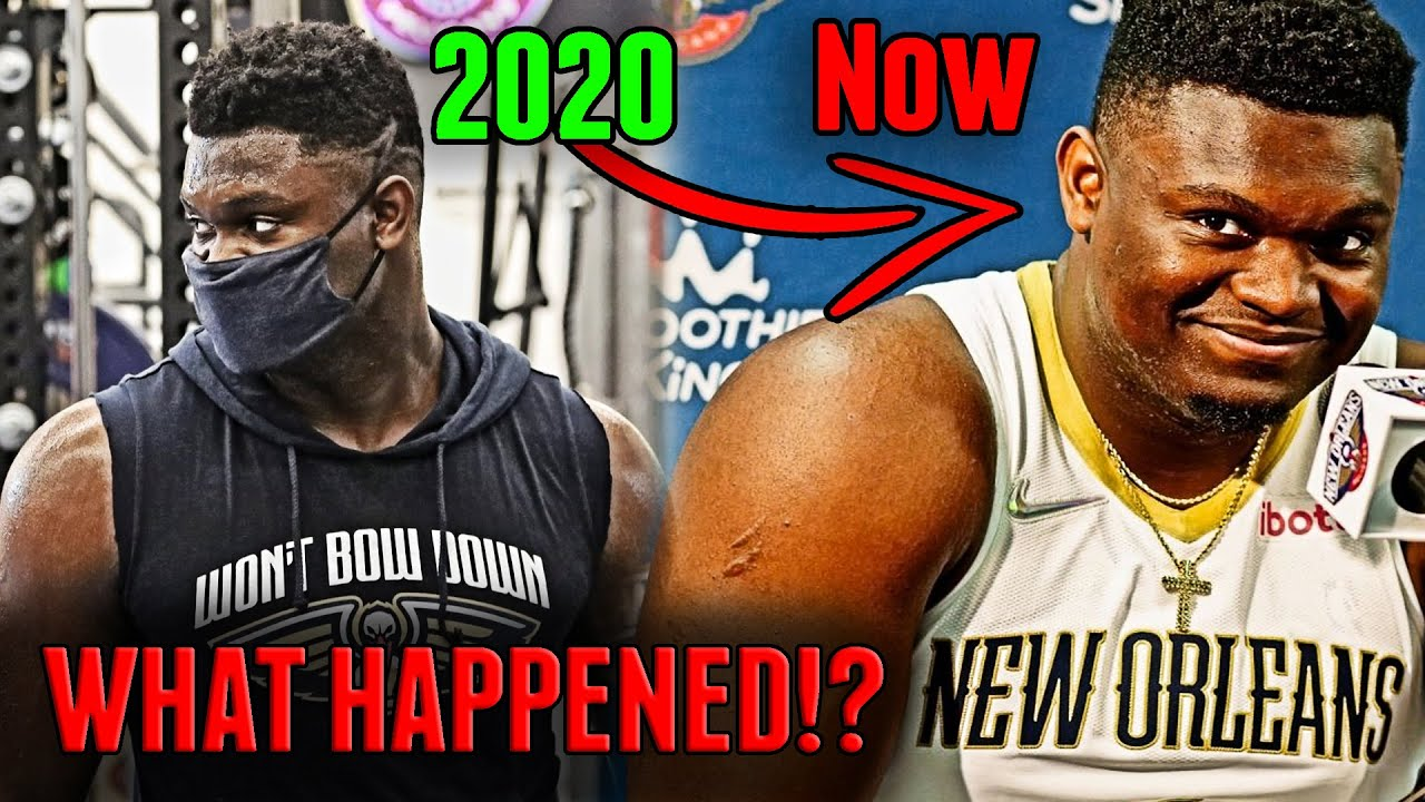 Report: Pelicans concerned about Zion Williamson weighing more ...
