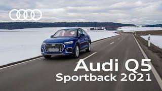 Audi Q5 Sportback 2021 | Ауді Центр Віпос