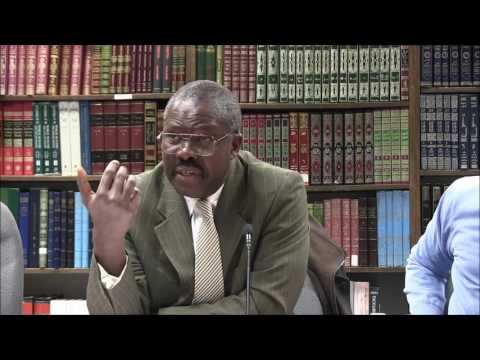 Dr. Ousmanne Kane - Beyond Timbuktu: An Intellectual History of Muslim West Africa on YouTube
