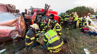 Franktown Tender Accident - Lessons Learned