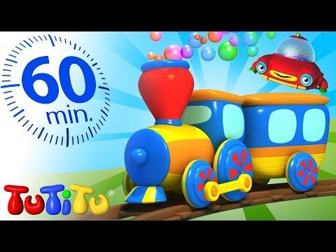 TuTiTu Zug   Und andere pädagogische Spielzeuge   1 Stunde Spezial