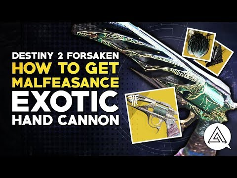 Destiny 2 Malfeasance quest steps and how to spawn the