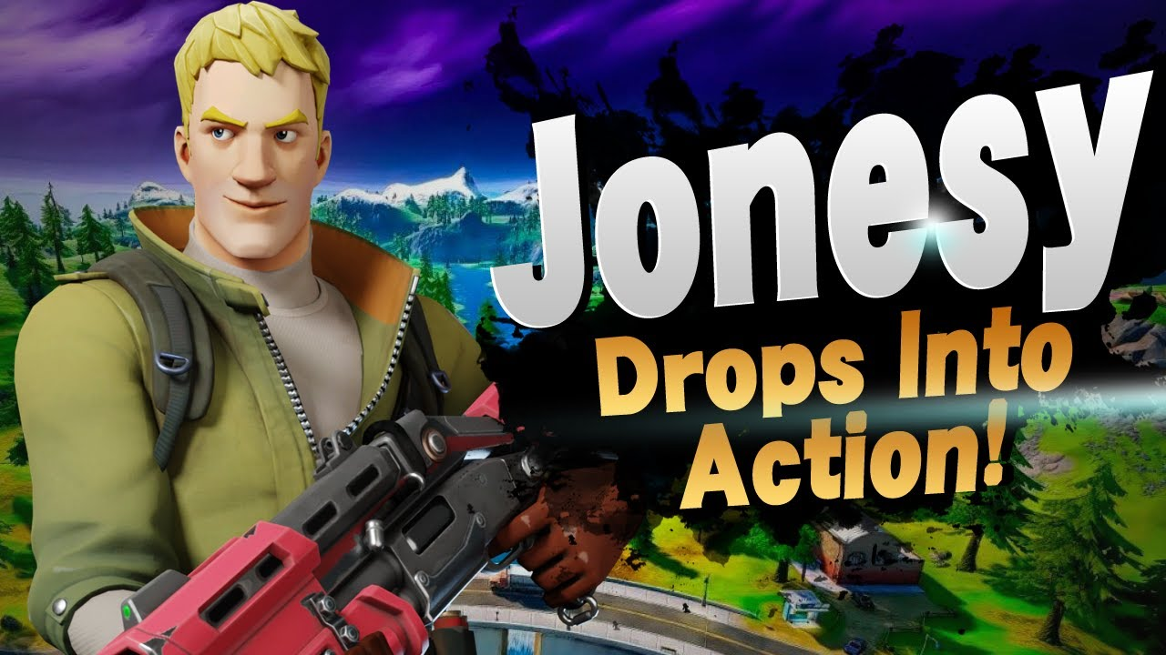 Fortnite Character  Posibles Movimientos Y Smash Final