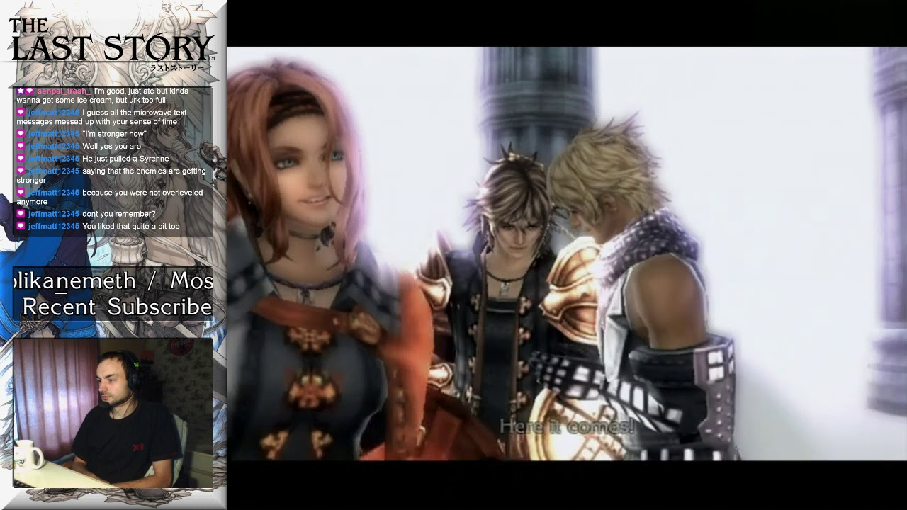 Videos de The Last Story para Wii - 3DJuegos