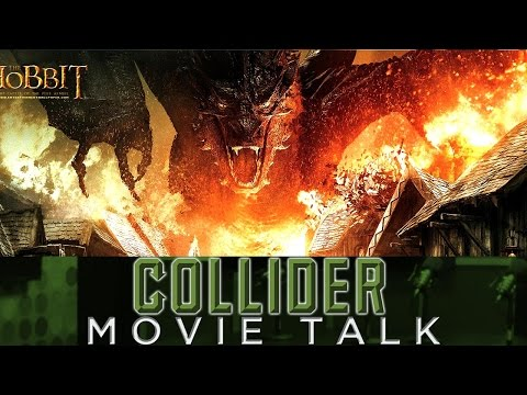 """Collider Movie Talk - Peter Jackson Just """"Winged It"""" With The Hobbit, Hunger Games Review"""