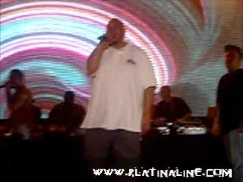 Fat Joe Em Angola  cantando my Fofo