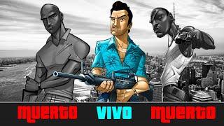 Como murieron los protagonistas de los GTA - Vol. #1/4 - RezKarkov.