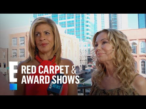 Hoda Kotb Talks Baby Haley Joy's First Months | E! Live from the Red Carpet