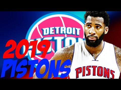 BLOWING IT UP!! 2019 PISTONS REBUILD!! NBA 2K18