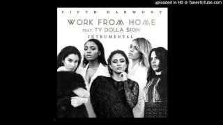 Fifth Harmony - Work From Home (Instrumental)