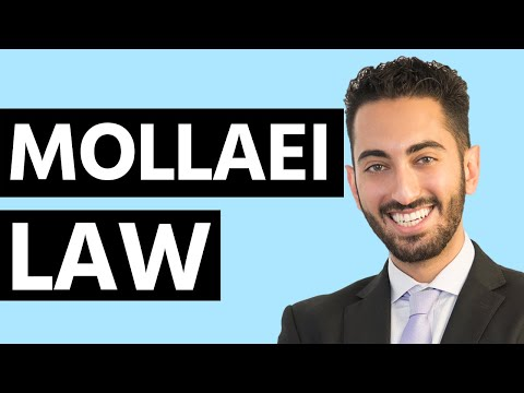 Learn about Mollaei Law here. Click on video to watch.