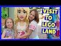 Addy and Maya Go To LEGOLAND