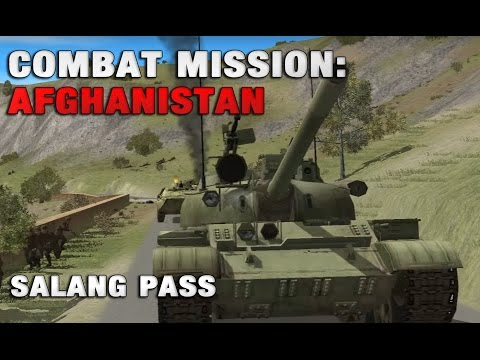 Combat Mission: Afghanistan -- Salang Pass