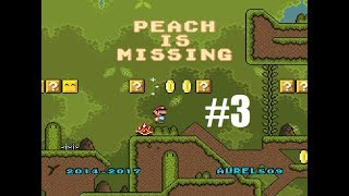 Let's Play Peach is Missing #3 - Feeling Blue