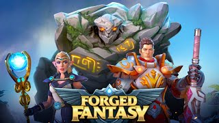 Forged Fantasy: Unreleased Android Mobile Game