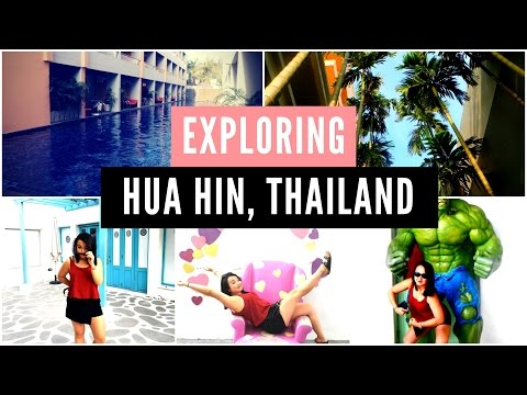EUROPE IN ASIA?!?!?!?! Santorini, Swiss & Venice!!! | Thailand Travel Diary Part 2 | VLOG