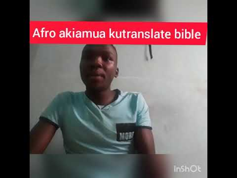 Download Dj Afro latest movie The Holly Bible