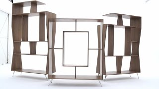 Justice Wall Unit by Joybird Furniture