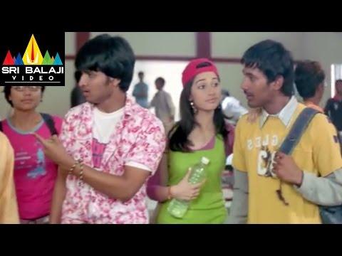 Happy Days Telugu Movie Part 6/13   Varun Sandesh, Tamannah   Sri Balaji Video