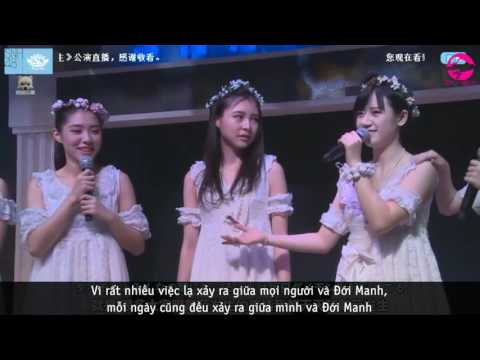 [Vietsub] Phần MC3 - Công diễn sinh nhật Đới Manh 08-02-2015