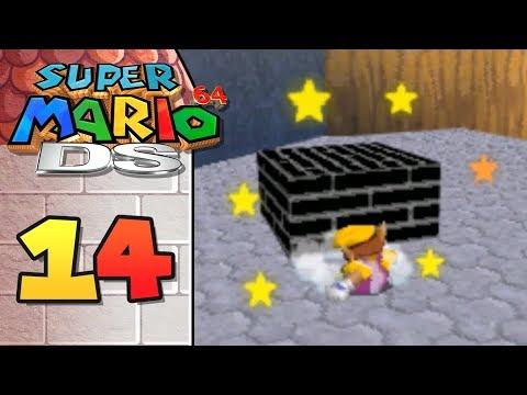 Super Mario 64 DS ITA [Parte 14 - Stelle nel fossato]